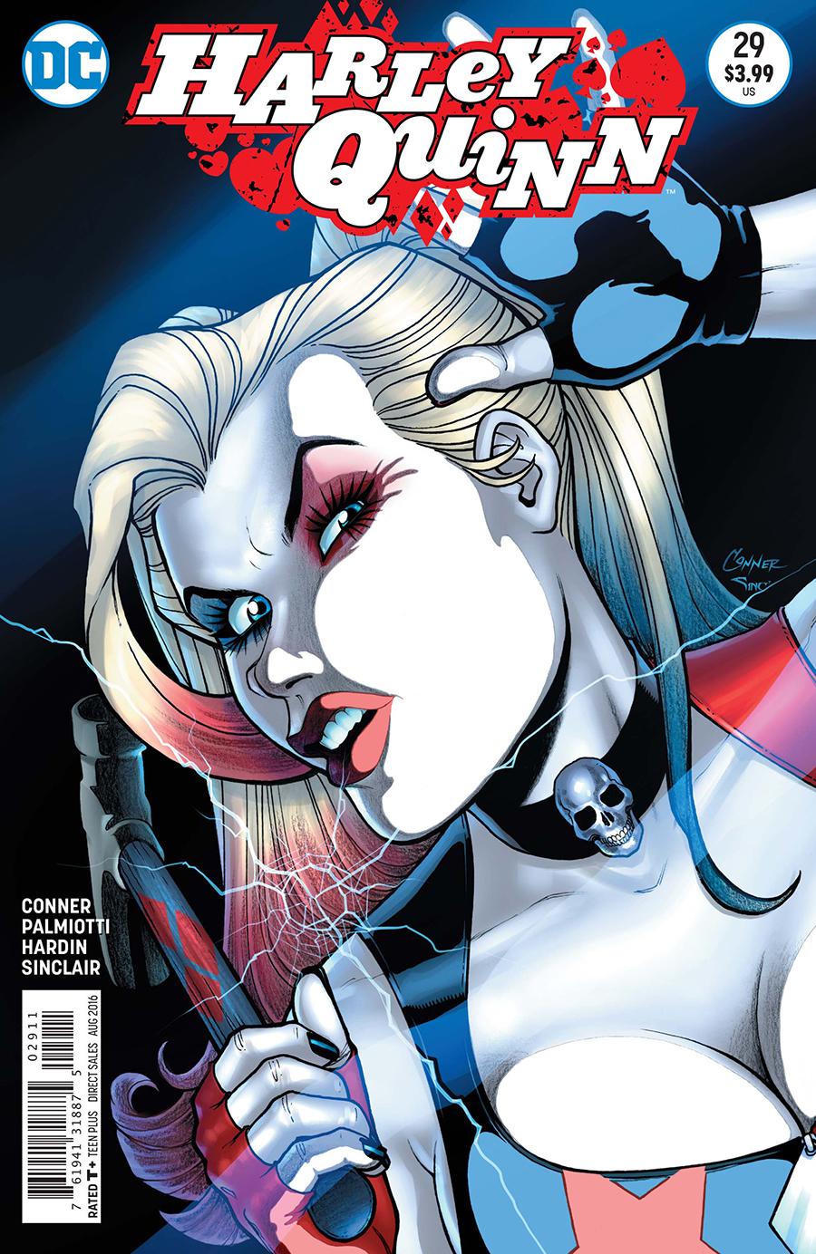Harley Quinn 29 Reviews