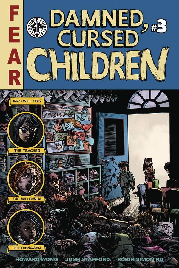 Damned Cursed Children #3