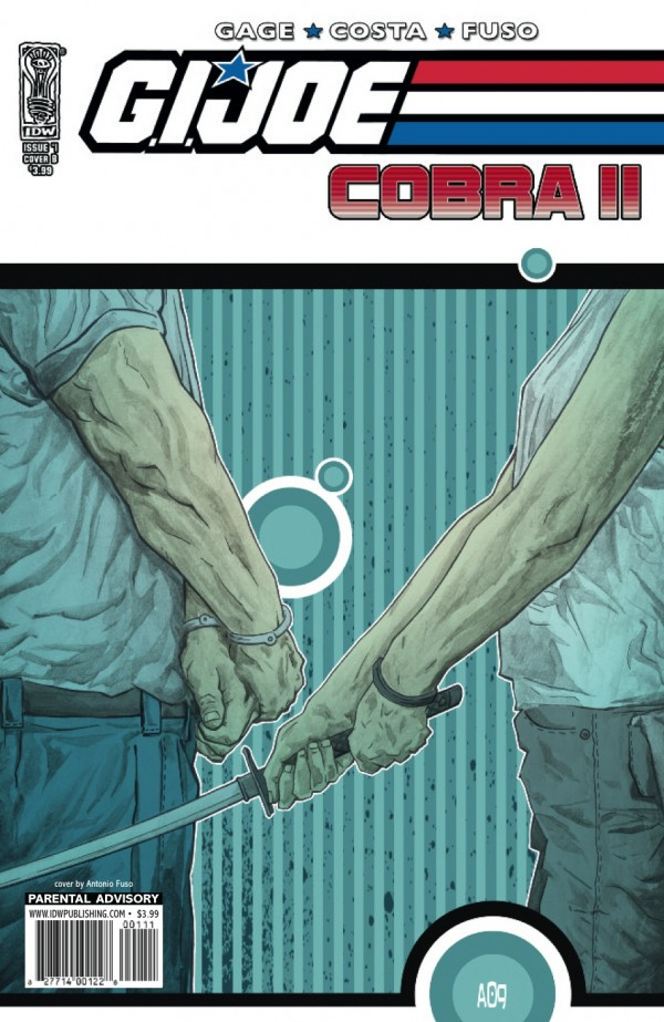 G.I. Joe: Cobra II #1