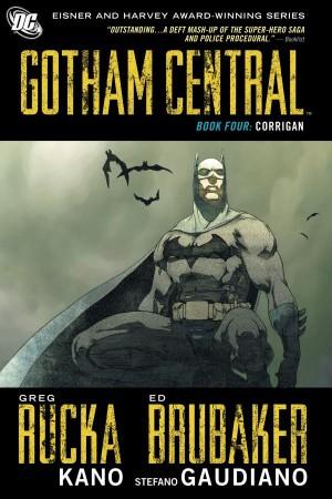 Gotham Central Book 4: Corrigan TP
