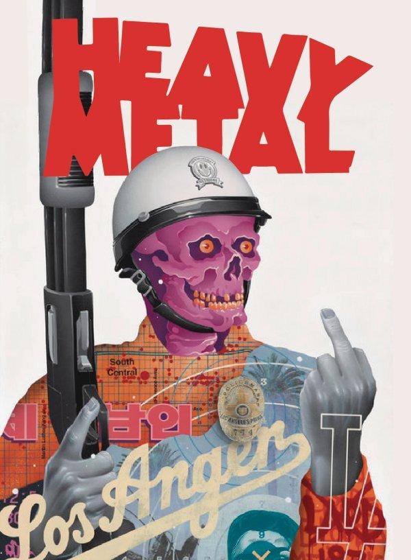 Heavy Metal #296
