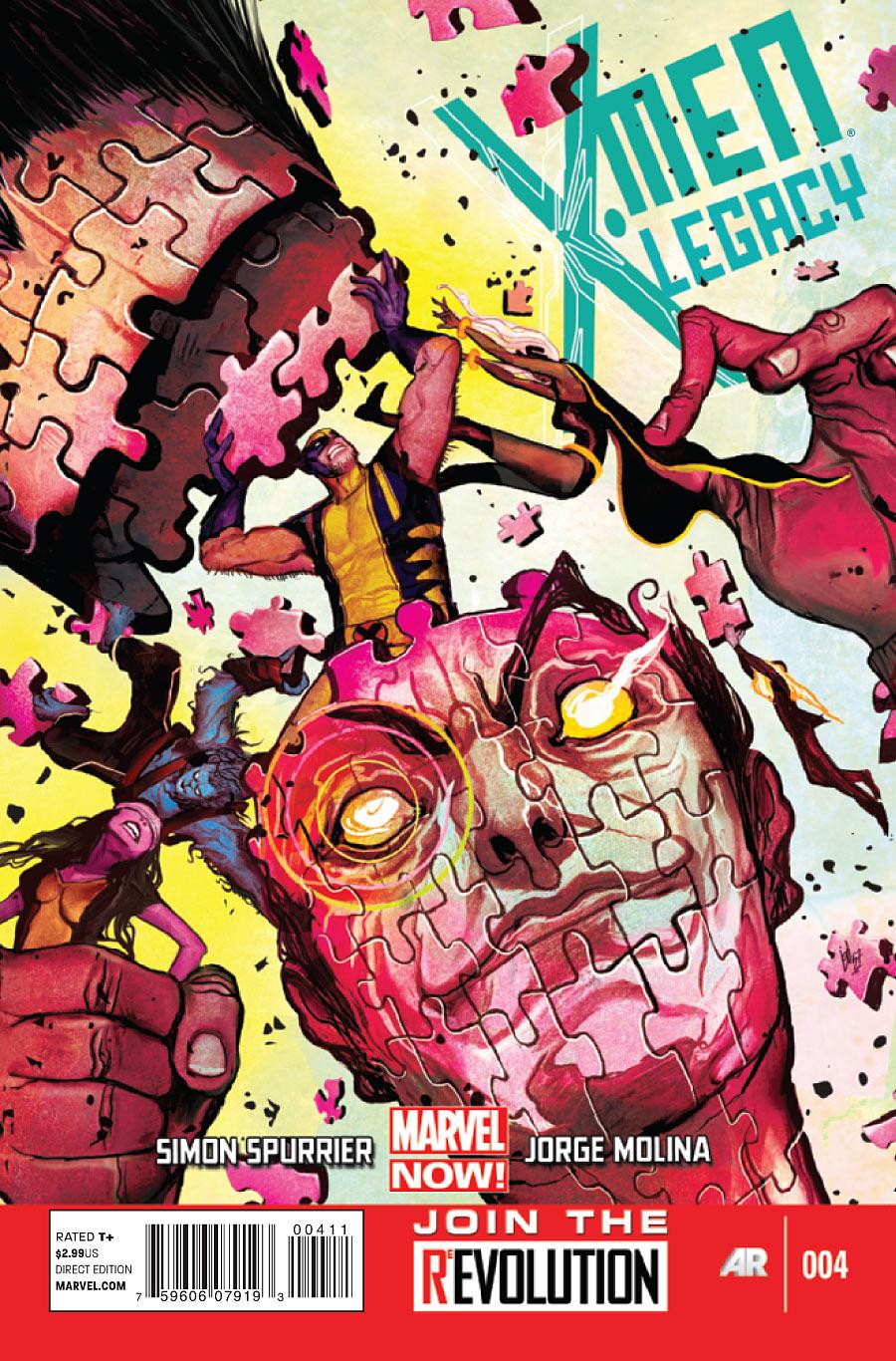X-Men: Legacy #4