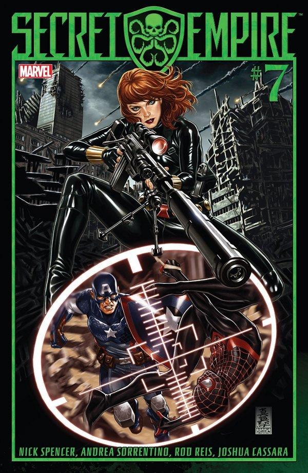 Secret Empire #7