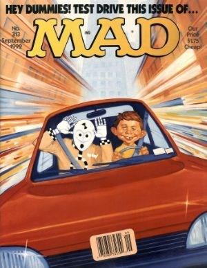 Mad Magazine #313