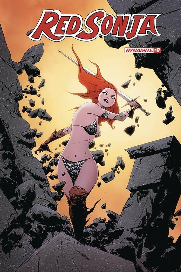 Red Sonja #17
