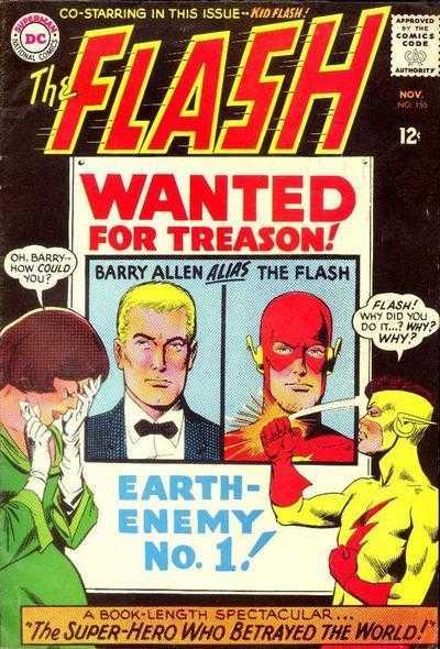 The Flash #156
