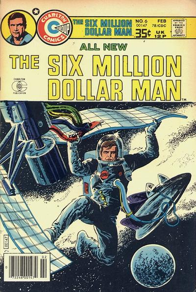 The Six Million Dollar Man #6