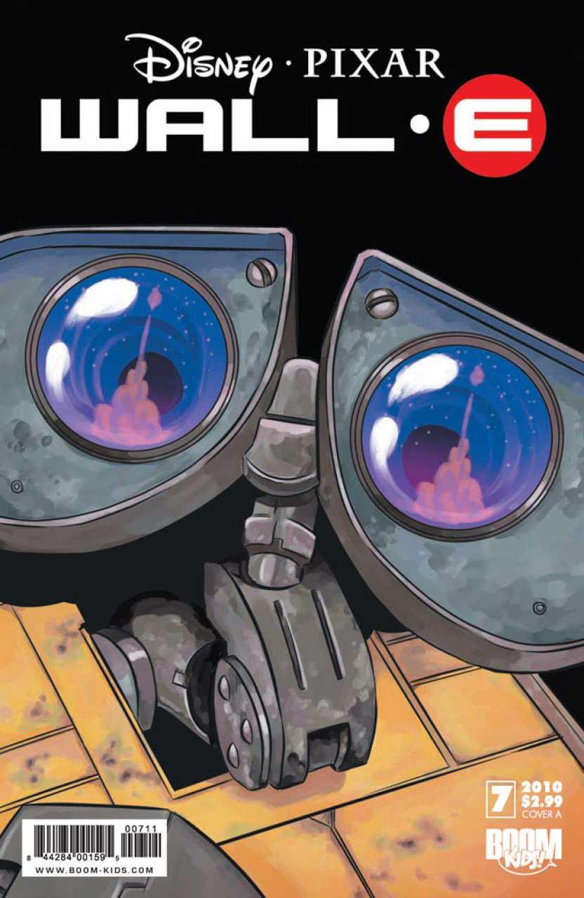 Wall-E #7