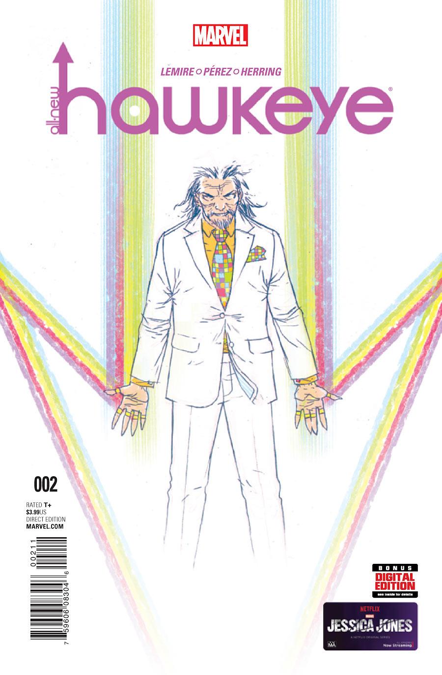 All-New Hawkeye #2