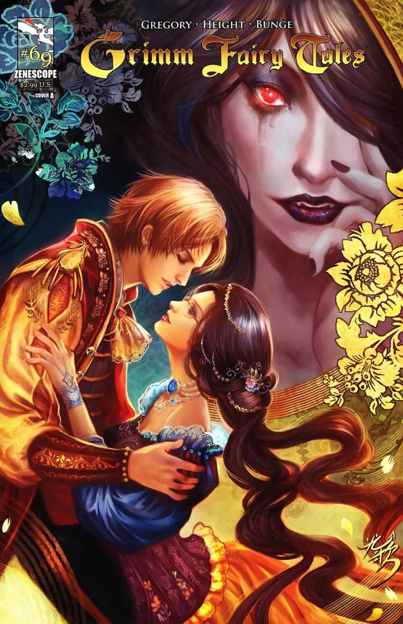 Grimm Fairy Tales #69 Reviews