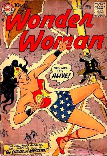 Wonder Woman #92