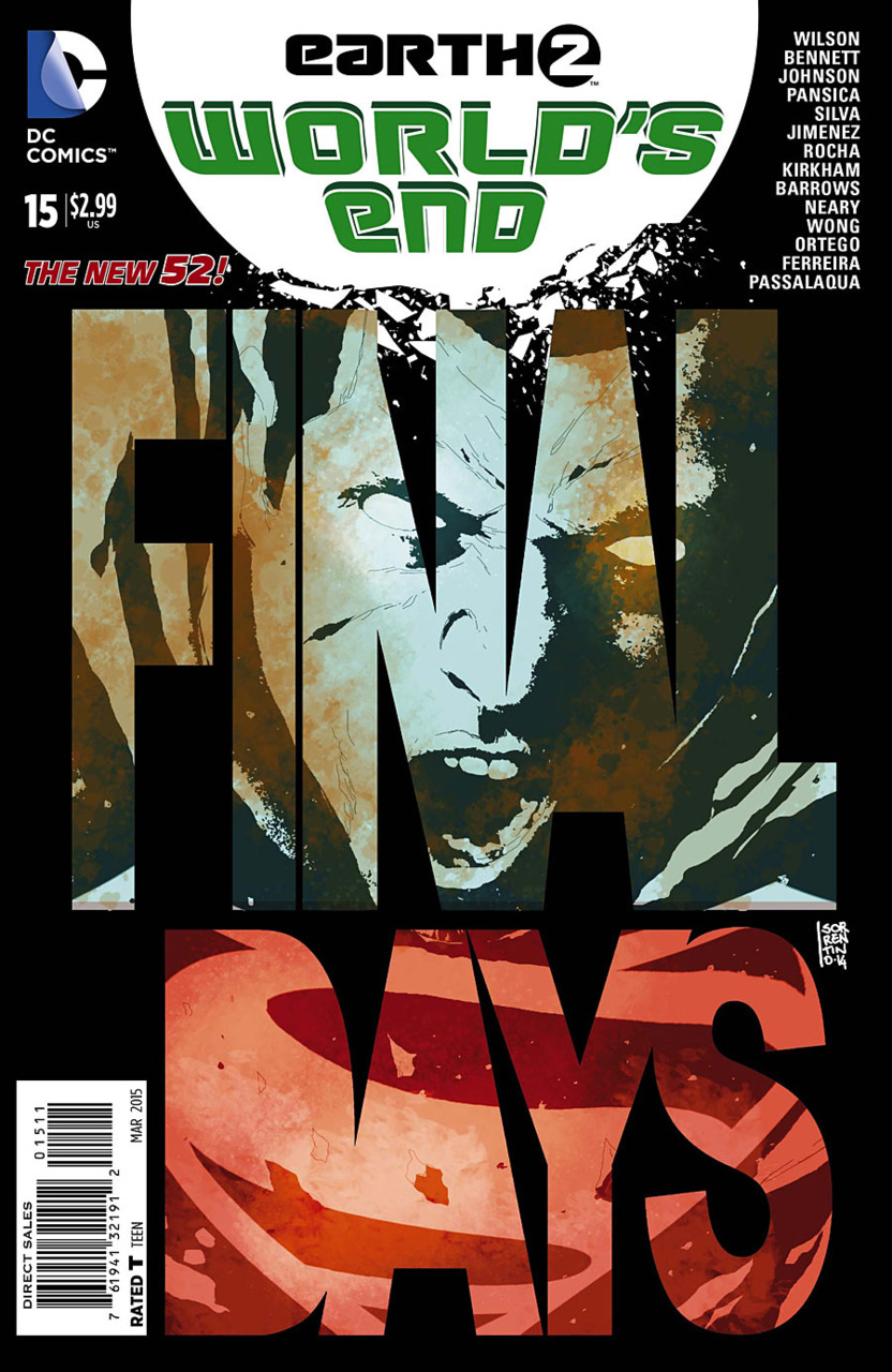 Earth 2: World's End #15
