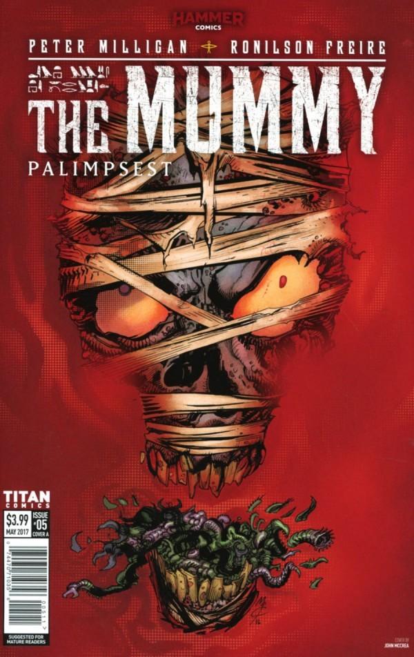 The Mummy #5