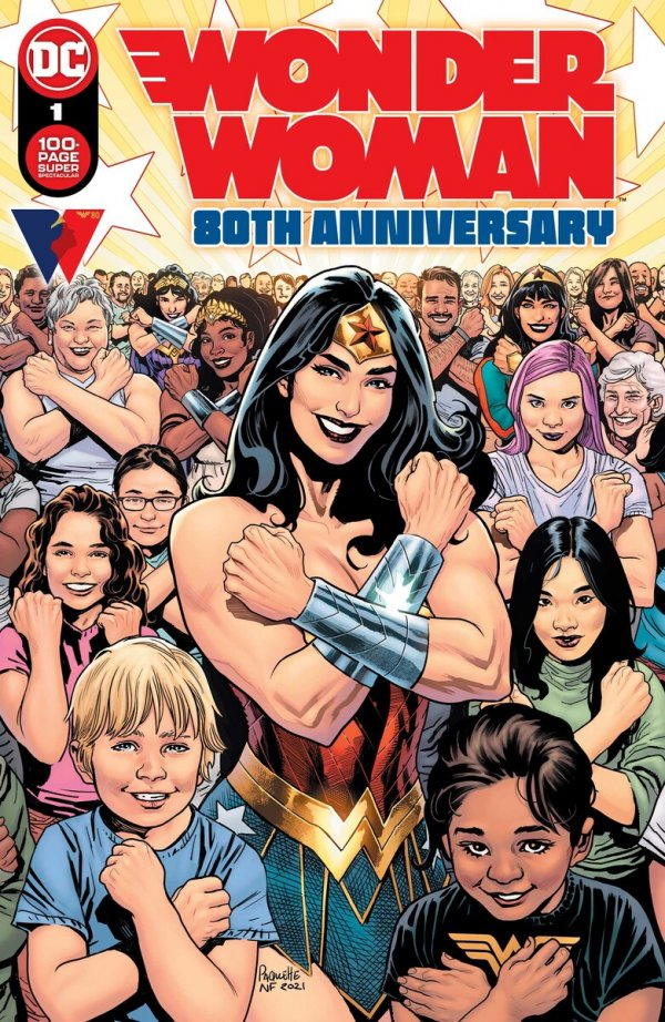 Wonder Woman 80th Anniversary 100-Page Super Spectacular #1