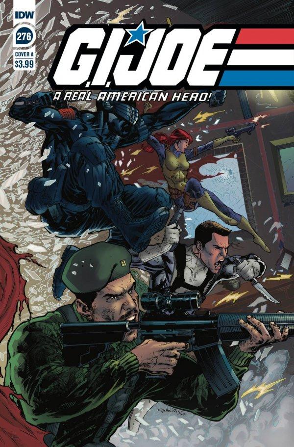 G.I. Joe: A Real American Hero #276