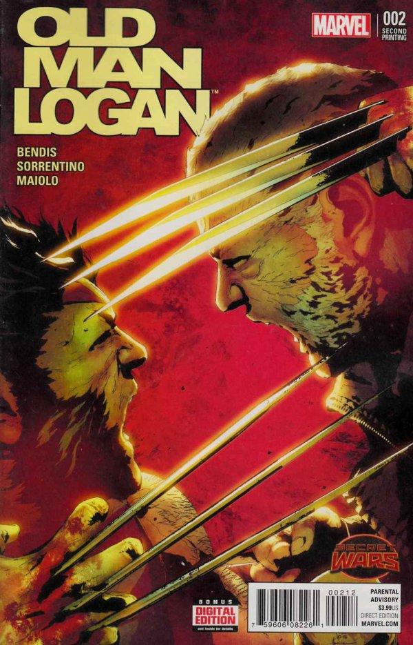 Old Man Logan #2