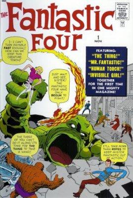 Fantastic Four Omnibus Vol. 1 HC