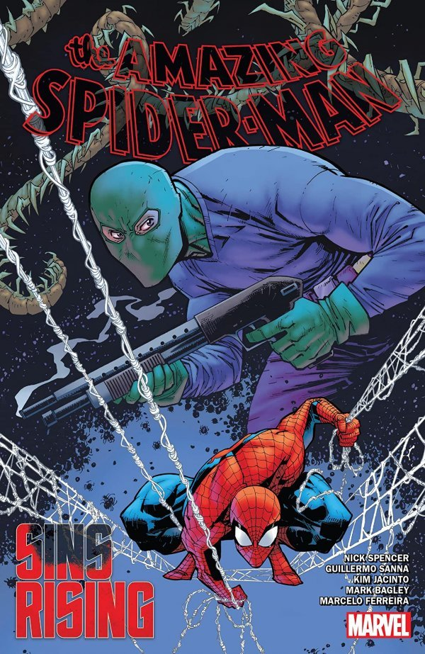 The Amazing Spider-Man Vol. 9: Sins Rising TP