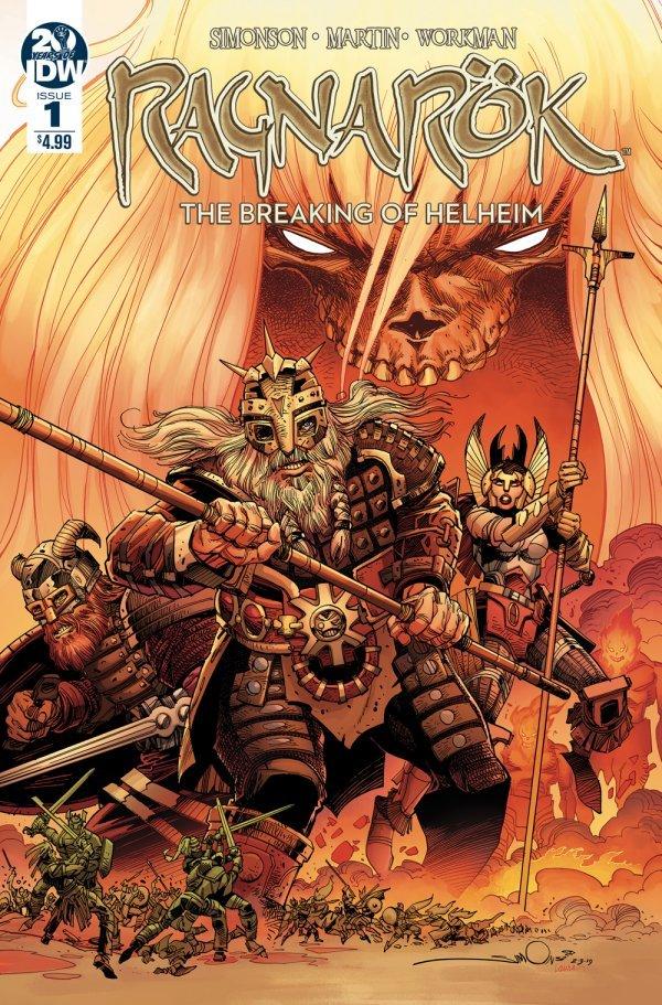 Ragnarök: The Breaking of Helheim #1
