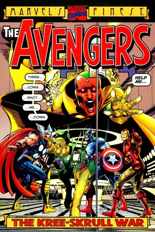 The Avengers: The Kree/Skrull War TP