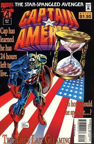 Captain America #443