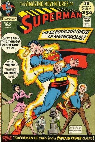 Superman #244