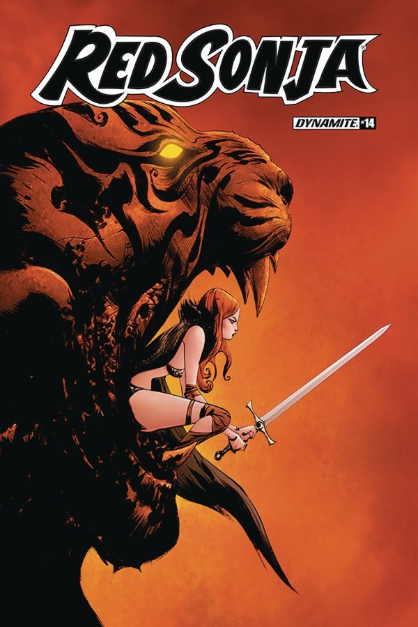 Red Sonja #14 review