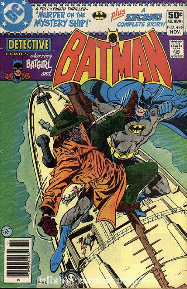 Detective Comics #496