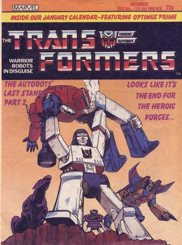 The Transformers #8