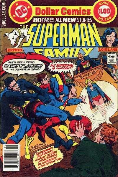 The Superman Family #188