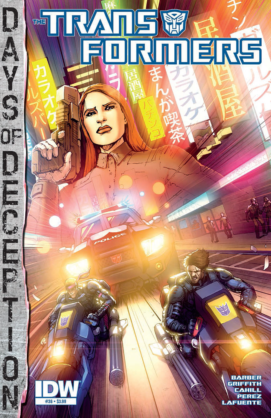 The Transformers #36