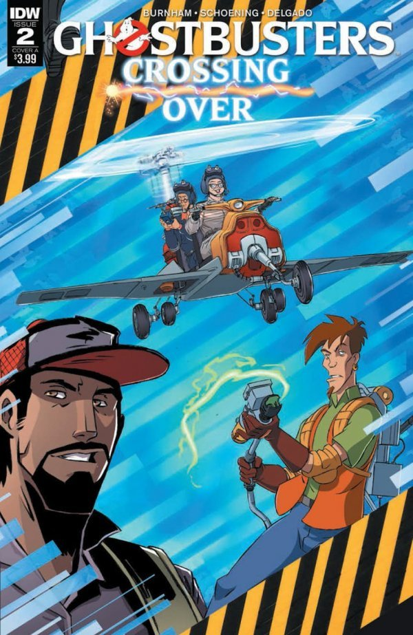 Ghostbusters: Crossing Over #2