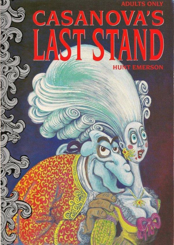 Casanova's Last Stand GN