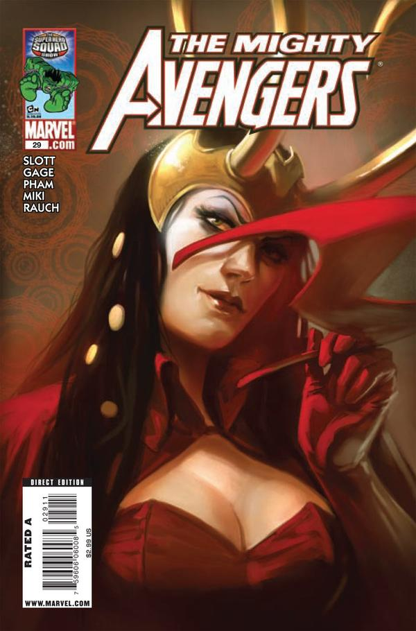 The Mighty Avengers #29