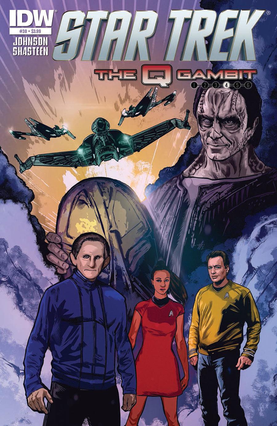 Star Trek #38