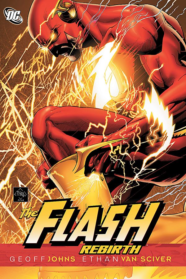 The Flash: Rebirth TP