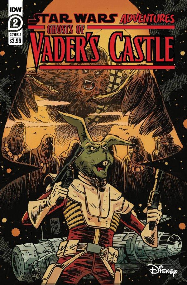 Star Wars Adventures: Ghosts of Vader's Castle #2