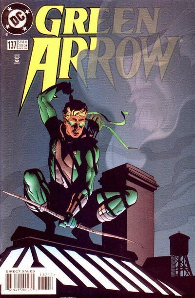 Green Arrow #137
