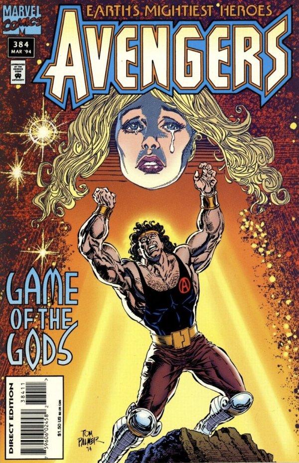 The Avengers #384