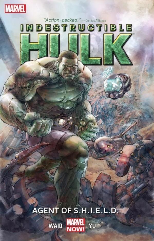 Indestructible Hulk Vol. 1: Agent of Shield TP