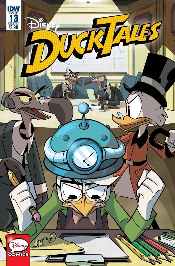 DuckTales 13 Preview