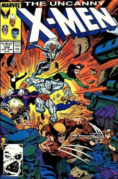 Uncanny X-Men #238