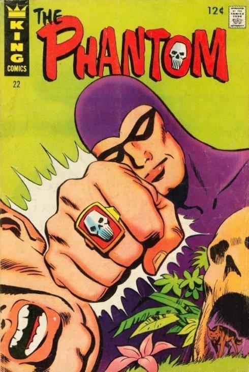The Phantom #22