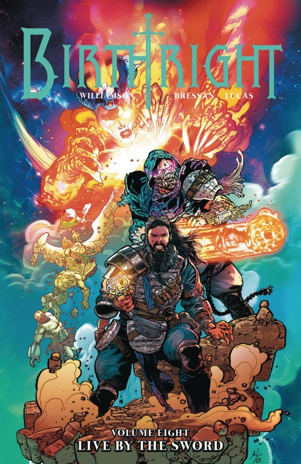 Birthright Vol. 8: Live by the Sword TP