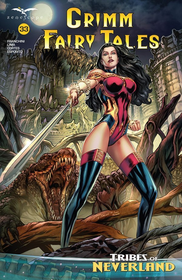 Grimm Fairy Tales #33 review