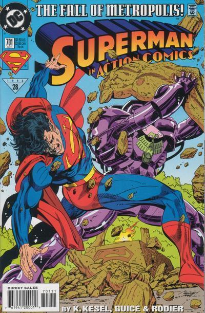 Action Comics #701