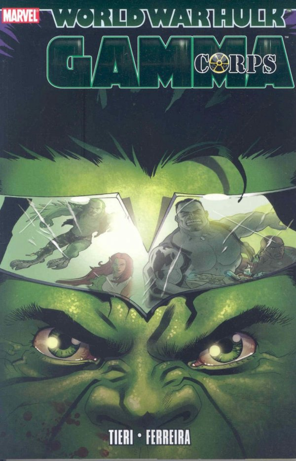 Hulk: WWH - Gamma Corps TP