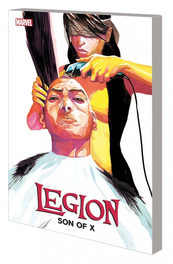 Legion: Son of X Vol. 4 - For We Are Many TP