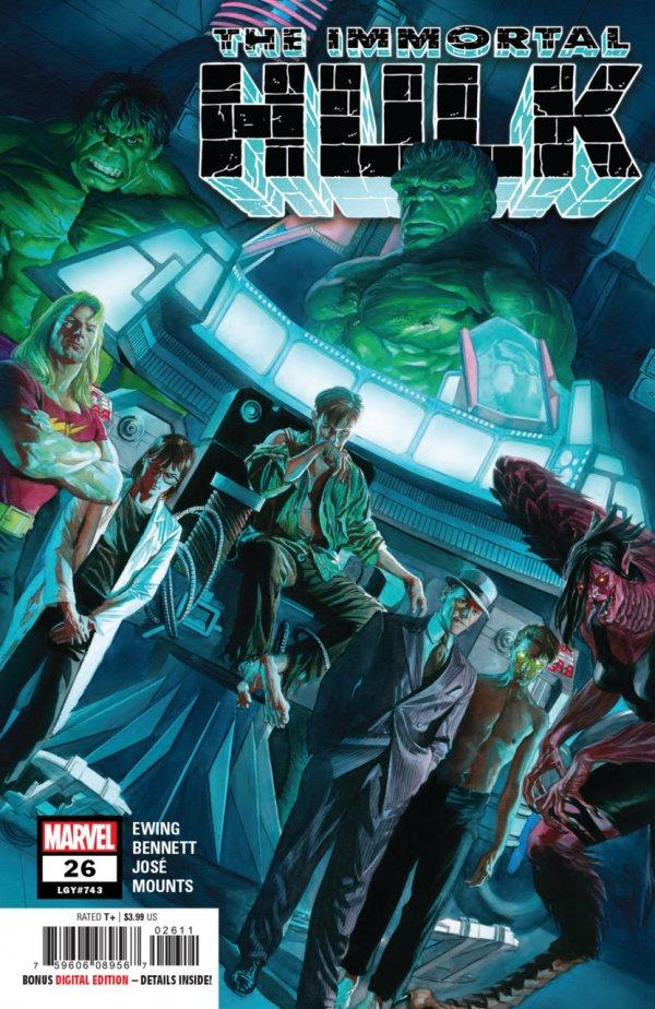 The Immortal Hulk #26