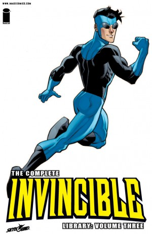 The Complete Invincible Library Vol. 3 HC